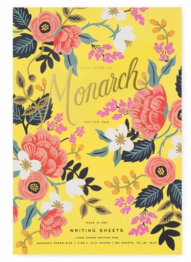 Birch Monarch Kağıt Seti-Rifle Paper Co.